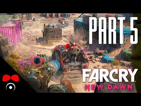 OBRANA RÁJE! | Far Cry: New Dawn #5
