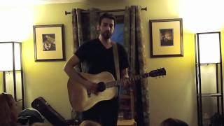 Ari Hest House Concert - Fond Farewell