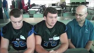 PRESSBOX SHOW HS MEDIA DAY Bartram