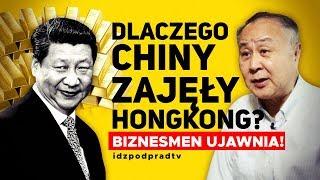 Dlaczego Chiny zajęły Hongkong? BIZNESMEN Elmer Yuan UJAWNIA!