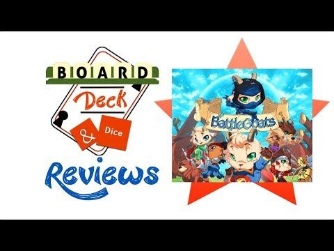 Board, Deck & Dice Review #111 - Battlegoats