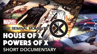 The Future of the X-Men: Jonathan Hickman's X-Men   Seminal Moments: Part 5