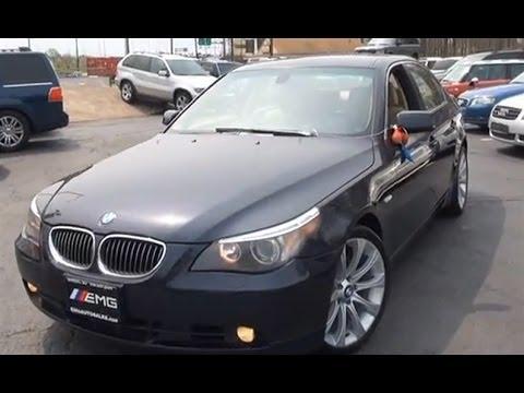 2006 BMW 5 Series 525i E60 Sedan Video