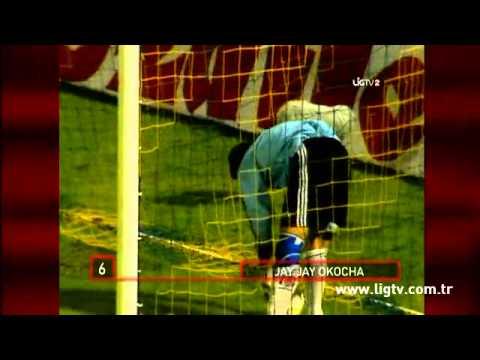 Fenerbahçeliler bu golleri unutamaz (видео)