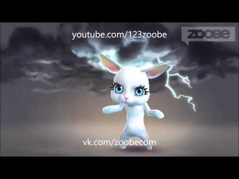 Zoobe Зайка хорошо просыпается утром