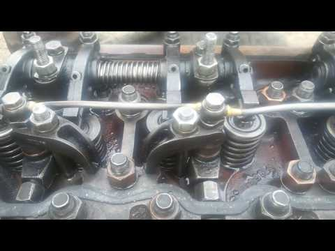 Ремонтирую двигатель А-41 на дт 75