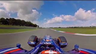 Red Bull F1 VR / 360° Video Experience