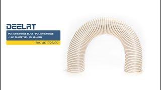 Polyurethane Duct - Polyurethane – 1.28