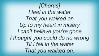 John Anderson - I Fell In The Water Lyrics