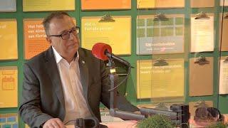 In gesprek met Floriade-directeur Sven Stimac