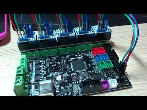 Sensorless Homing with Repetier on RADDS + Arduino Due +