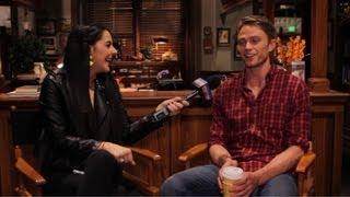 Interviews lors du tournage du finale:  Wilson Bethel, Jaime King, Gloriana (VO)