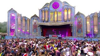 Chuckie - Live @ Tomorrowland Belgium 2018 Organ Of Harmony Stage