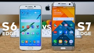 Galaxy S6 edge vs Galaxy S7 edge: What\\\\\\\'s the difference?
