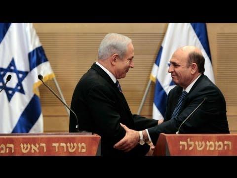 Israel: Pacto con Kadima evita comicios anticipados