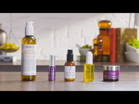 Best Anti-Aging Routine for Healthy Skin  | Kiehl's