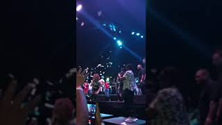 Lil pump Gucci gang live in concert