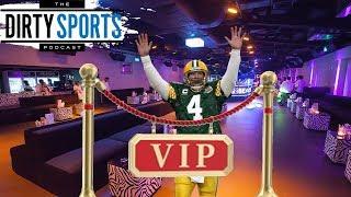 Brett Favre's Secret VIP Lounge