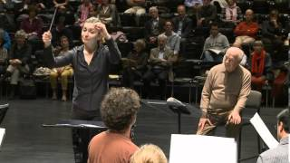 LUCERNE FESTIVAL at Easter, Master Class with Bernard Haitink 2/3 (2012)
