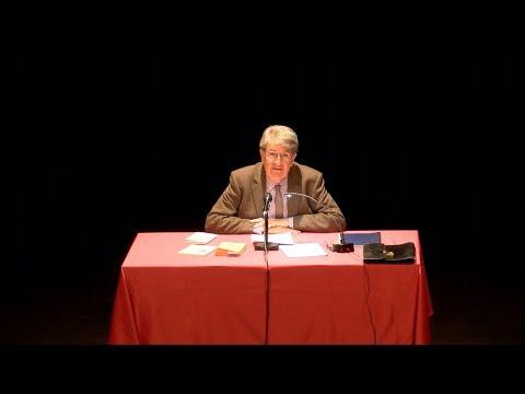 """Conférence de Charles Méla : """"Le droit de vivre"""""""