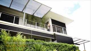 Zipscreen Acmeda Fabric Awnings Byron Bay