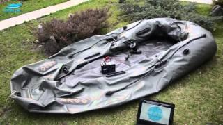 Электрический насос-турбина для лодок