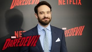 Charlie Cox on Matt Murdock – Marvel's Daredevil Season 2 Red Carpet