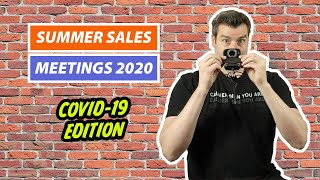 6 Tips for Running a Summer Sales Meeting Session (COVID-19 Edition!)