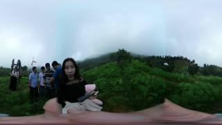 Trip with samsung gear 360(6) đồi chè cổ thụ