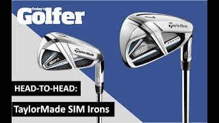Today's Golfer - TAYLORMADE SIM MAX IRONS