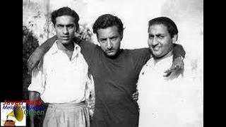ASHA & G M DURRANI-Film-PHUMAN~{1951}~Chhad Aria