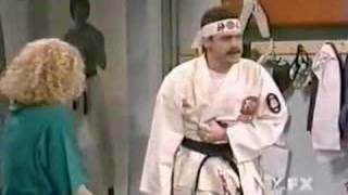 Jim Carrey Karate Instructor