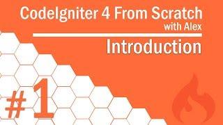 CodeIgniter Tutorial Videos CI Version 4