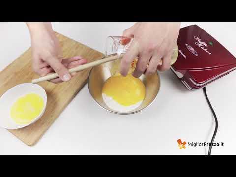 Macchina per Waffle Ariete 187 Video Recensione
