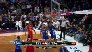 2011 NBA All-Star Game Best Plays