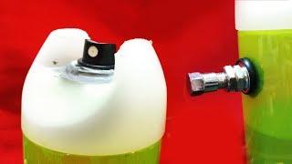 Aerografo Casero | Spray Rellenable para Pintar o Limpiar el Coche
