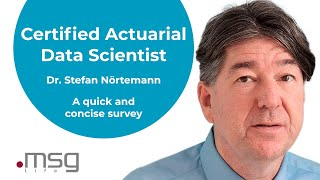 How to become a Certified Actuarial Data Scientist