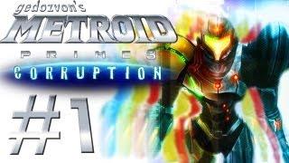 Metroid Prime 3: Corruption #1 - Добро пожаловать Сэмус