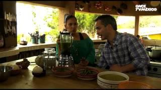 La ruta del sabor - Mole verde. Tepoztlán, Morelos
