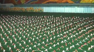 北韓阿里郎表演秀