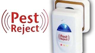 Отпугиватель насекомых Pest Reject от компании Интернет магазин Vdomo - видео 1