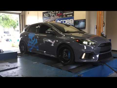 Lethal Performance's 2016 Focus RS Baseline Dyno