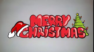 how to write merry christmas - Free video search site - Findclip