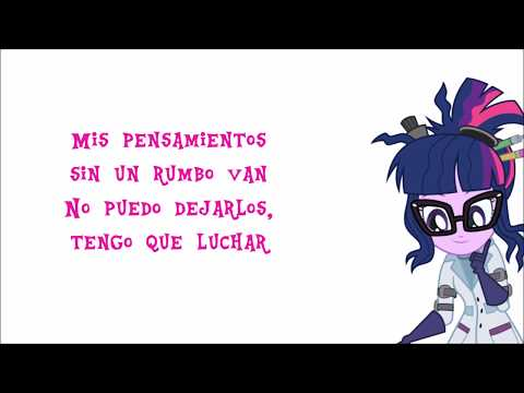 """MLP EG: Summertime Shorts """"Twiciencia Loca"""" [Latino] Letra"""