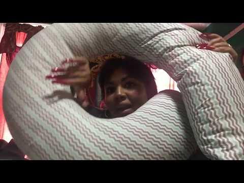 Almohada para embarazadas y personas con reposo cerclaje y bajas para embarazado!!!
