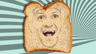Я ХЛЕБУШЕК! ► A Day in The Life of a Slice of Bread