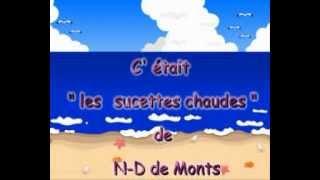 preview picture of video 'En 2008 les sucettes chaudes !  de Notre dame de Monts'