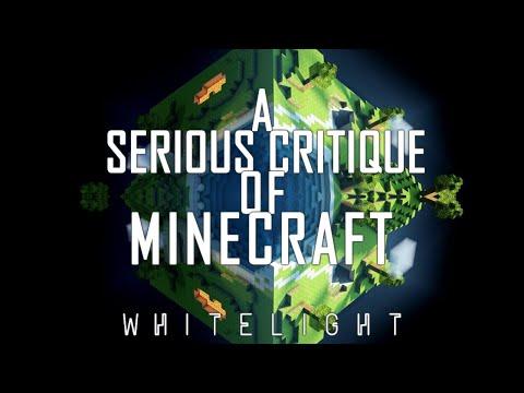 A Serious Critique of Minecraft