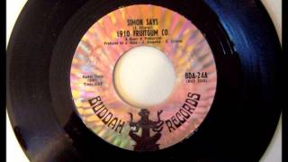 Simon Says , 1910 Fruitgum Co  , 1967 Vinyl 45RPM