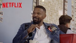 Comedians in Cars Getting Coffee: New 2019: Freshly Brewed | Jamie Fox Clip | Netflix